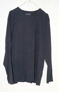 schwarzes Shirt Gr.XXL(60/62) Okay