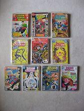LEGION OF SUPER HEROES COMIC: LOT OF 99
