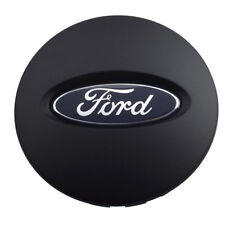 "2012 2013 2014 Ford F150 Black 20"" Inch Alloy Rim Wheel Hub Cover Center Cap OEM"