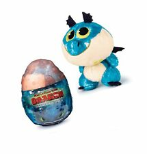 How to Train Your Dragon The Hidden World 3� Gronckle Blue Plush in Egg