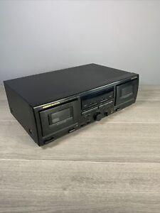 Marantz 74SD455/02B SD455 Stereo Double Cassette Tape Deck