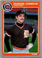 1985 Fleer Baseball - Pick Choose Your Cards
