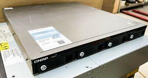 QNAP TS-451U 3x 2TB HDD (6TB) 4-Bay Network Attached Storage NAS Server 1x PSU