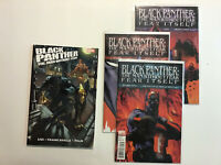 Black Panther The Man Without Fear Lot TPB (2011 Marvel), issues 521 522 523