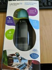 Vestergaard LifeStraw Water Bottle With 2-Stage Filter New In Box Kids Edition
