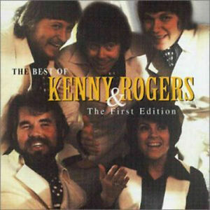 Kenny Rogers & First Edition The Best Of CD Greatest hits Gift Idea NEW Album