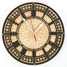 Big Ben wooden Wall Clock