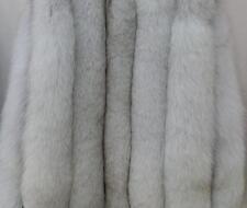Elegant Women's Fur Coat Waistcoat Mid Long Jacket Royal Warm Outwear Overcoat H