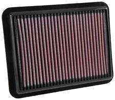 K&N 33-5038 High Flow Air Filter for MAZDA 2 3 & CX-3 1.5 1.5 Diesel 2013-16
