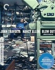 Blow out / Murder a La Mod Blu-ray Criterion Collection Special Edition