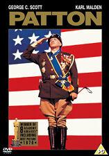 PATTON - DVD - REGION 2 UK