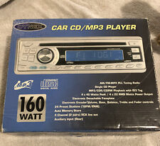 Dynex Dx-Cs101 Car Radio Cd/Mp3 Player Single 1 Din Vintage Old School