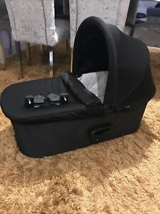 Baby Jogger City Mini, GT, Summit Deluxe Carrycot & Adapters For Single