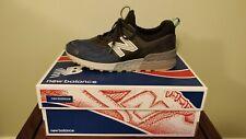 New Balance 574 Sport Mita shoes MS574MTA, Black/Blue/Grey, UK 7.5