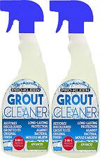 PRO-KLEEN GROUT CLEANER REVIVER RESTORER TILE CLEANER MOULD SOAP SCUM REMOVER