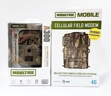 Moultrie A300 Camera w/ At&T Modem - Receive Pictures On Your Phone!