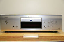 DENON dcd-1500ae SACD hifi haut de gamme Super Audio CD-Player Premium Argent Top