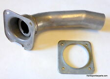 1967-68 Firebird OEM GM Fuel Filler Neck with Cover Retainer