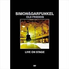 SIMON & GARFUNKEL ( DVD ) OLD FRIENDS LIVE ON STAGE ~ PAL DVD