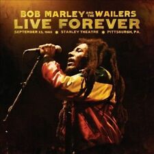 Live Forever: The Stanley Theatre, Pittsburgh [Box] by Bob Marley/Bob Marley & the Wailers (CD, Feb-2011, 5 Discs, Island (Label))