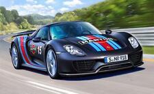 """PORSCHE 918 Spyder, Pack """"Weissach Sport"""" - KIT REVELL 1/24 n° 07027"""