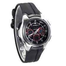Casio AQ163W-1B2 Active Dial 100M Digital Sports Watch Chronograph - 5 Alarms