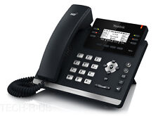 Yealink SIP-T42G HD Voice/Speaker 3-Line VoIP IP Phone PoE Ready No Power Supply
