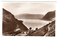 Caban Goch Dam - Elan Real Photo Postcard c1920