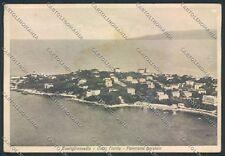 Castiglioncello PIEGHINA ABRASA FG cartolina E2836 SZL