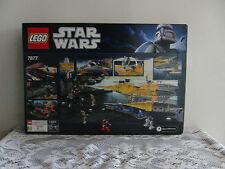 SALE! LEGO STARWARS (7877)-NABOO FIGHTER (LIMITED EDITON)-FREE LEGO CATALOG 2012