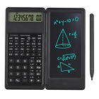 Desktop Calculator W/ LCD Writing Tablet Stylus 10 Digits W/ Stylus Erase Button