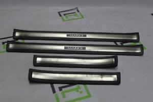 Toyota Mark Ii Blit JZX115 1JZGE 02-07 Door Sill Cover Trim 6791022011