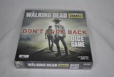 SEALED The Walking Dead Don't Look Back Dice Rolling Game 1-4 Player Age 15+