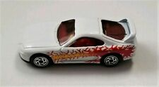 Matchbox Toyota Supra Turbo - Tampo Free Hood Variation - Great Condition