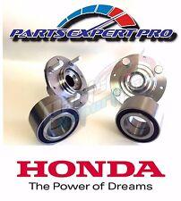 2 1992-2000 HONDA CIVIC FRONT WHEEL HUB & BEARING SET WITHOUT ABS 1.5LT 1.6LT