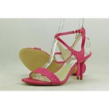 Sandalias con tiras de mujer Michael Kors color principal rosa