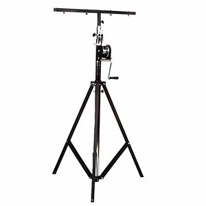 Global Truss ST-132 Medium Duty DJ Lighting Crank Stand