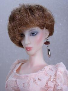 Monique Doll Wig Bebe Size 5-6 Medium Auburn Sybarite Tyler AG JamieShow Cami