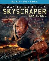 Skyscraper (DVD, Includes Digital Copy 4K Ultra HD Blu-ray/Blu-ra)