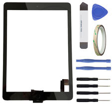Touchscreen Glas Display Scheibe f Apple iPad 6 Air 2 A1566 A1567 Digitizer blk.