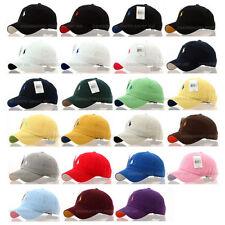 Chapeaux casquettes de base-ball multicolore pour homme