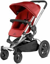 Poussette Quinny Buzz 4 Xtra Red Rumour
