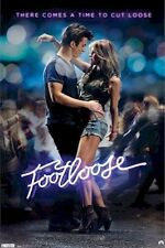 FOOTLOOSE 2011 MOVIE POSTER ~ COUPLE 22x34 Kenny Wormald Julianne Hough