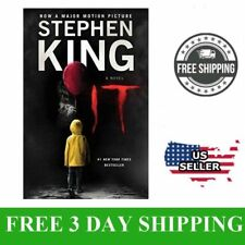 It : A Novel by Stephen King's Terrifying Classic #1 New York Times Bestseller