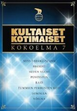 Kultaiset kotimaiset 7 best Finnish movies 8 films new 8dvd box English subtitle
