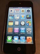 Apple iPod Touch 4th Generation Black (64 GB).