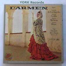 ALP 1762-4 - BIZET - Carmen DE LOS ANGELES / GEDDA - Ex Con 3 LP Record Box Set