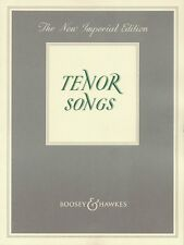 Tenor Songs The New Imperial Edition Voice Book NEW 048008369