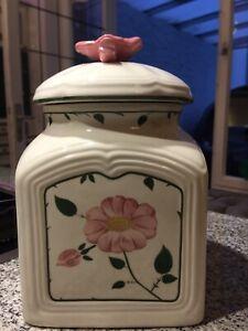 porzellan villeroy und boch wild rose,Vorratsdose 22cm
