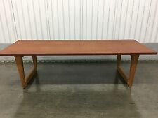 Danish 1956 Borge Mogensen model 261 MCM coffee table by Fredericia Stolefabrik